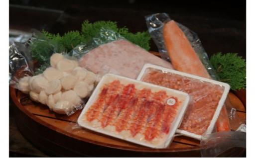 『海の幸盛合せ 手巻き寿司5点セット』が新登場!