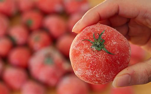 今の季節ならお鍋にも!おすすめ冷凍トマト
