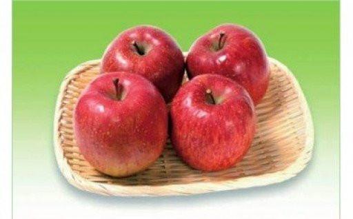 りんご「ふじ」の発送についてお知らせします