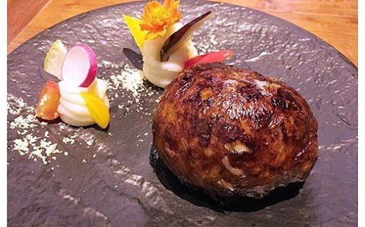 石垣島産アグ―豚(南ぬ豚)網脂ハンバーグ