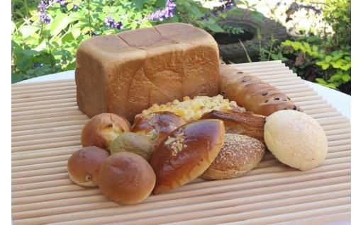毎日飽きない!パンの詰め合わせセットです!