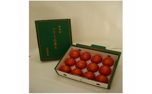 一押しの逸品「スーパーフルーツトマト」