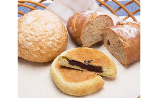 食べると心も身体も思わずにっこり、無添加パン