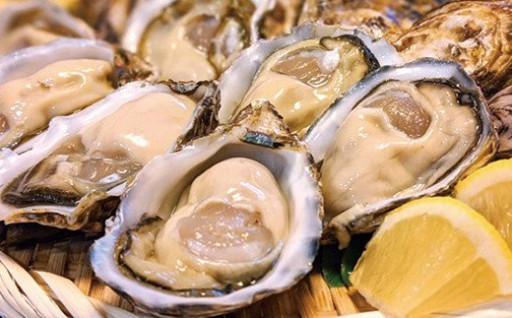 【江戸前オイスター(牡蠣)】1.5kg(生食)