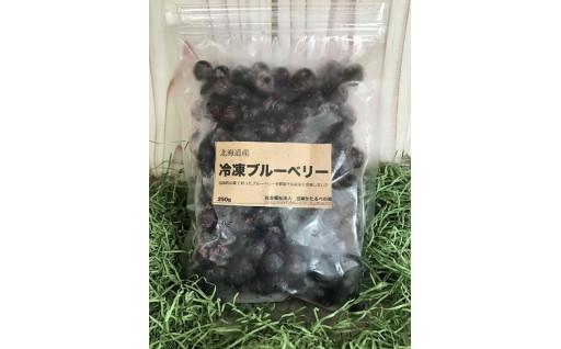 冷凍ブルーベリー250g×5袋