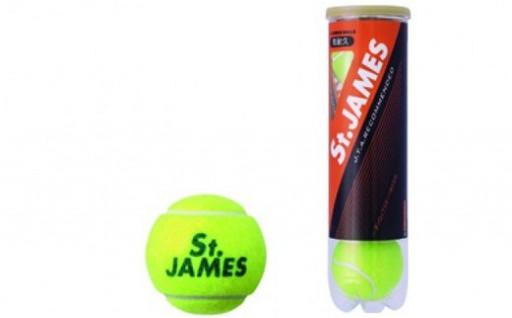テニスボール セントジェームス イエロー 60球