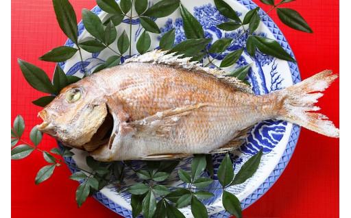 天然真鯛の塩焼き 1尾