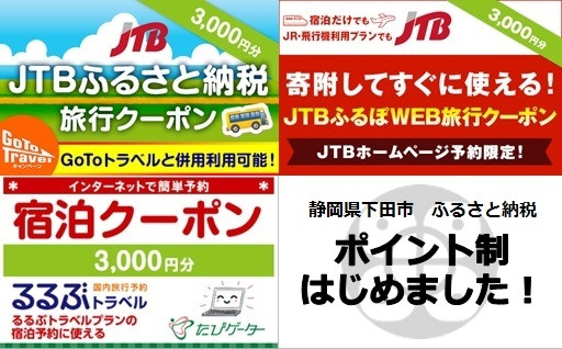 【JTB旅行クーポン】取扱い開始しました!