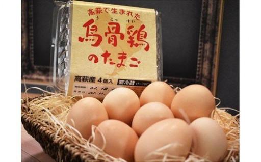AD-2 高萩で生まれた烏骨鶏のたまご(16個)