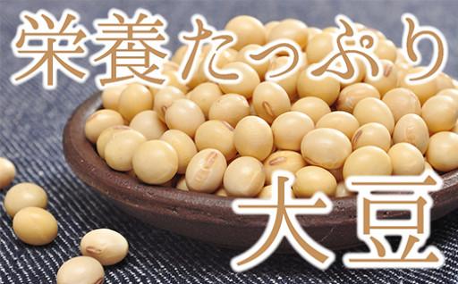 横芝光町産大豆(フクユタカ)で、免疫力をアップ