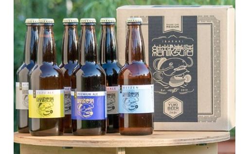 結城産クラフトビール
