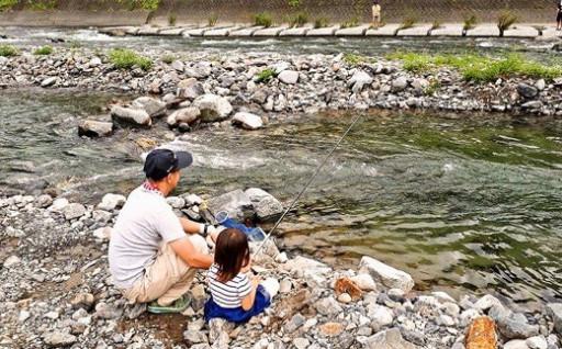 【2021年】年間遊漁券 雑魚及び鮎申込受付開始