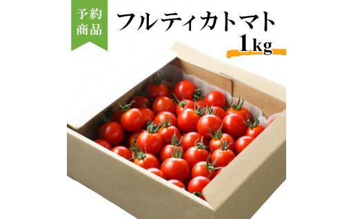 ★限定品★高原トマト『フルティカ』