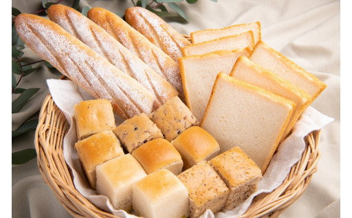体に優しい。グルテンフリーの米粉パン