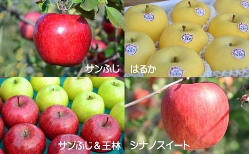 各種りんご【2021年産・先行受付】開始です!