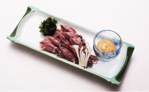 『富山湾春の味覚』ホタルイカはいかがですか