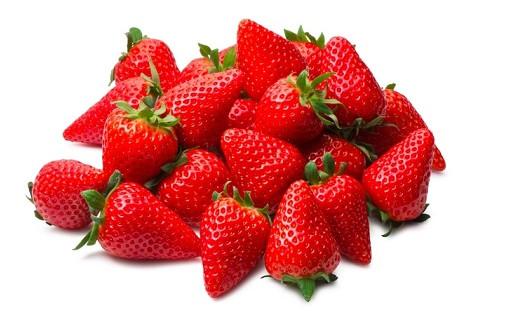 静岡県・期待の新ブランド『きらぴ香』イチゴです♪