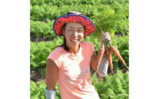 日本を平和にする人参 Peace&Carrots