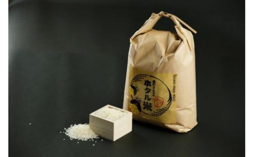 永石さんちの減農薬ホタル米定期便