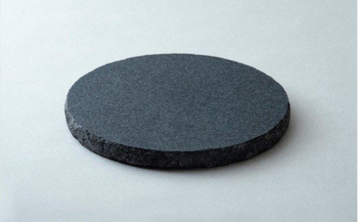 老舗石材店プロデュース! 天然石使用の石皿です!