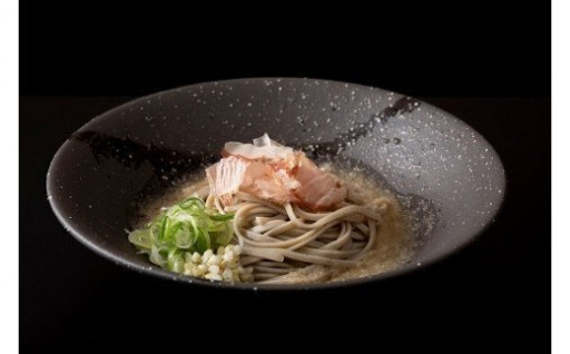 【福井在来種100%】十割蕎麦おろし(冷凍)