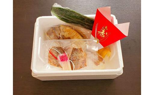 釣った魚をプロが調理し、大切な方へお贈りします!