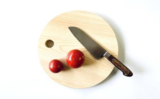 ひのきのまな板で毎日のお料理を楽しくしませんか?