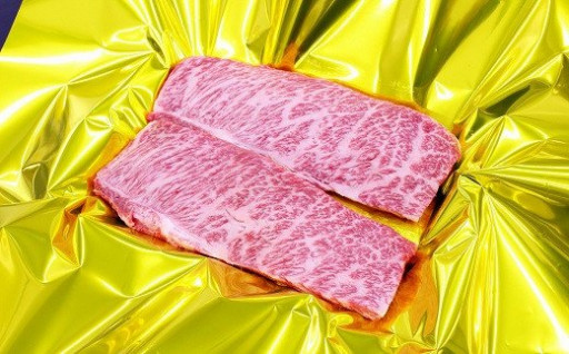 松阪牛ナイアガラステーキ 300g(2枚)