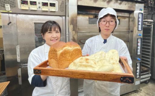 おいしさと体への優しさを求めて作った高級パン!