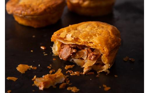 地域の食材を活かした3種類の惣菜パイはいかが?