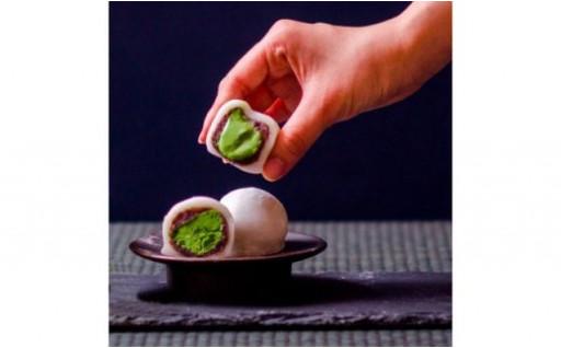 抹茶天王山生大福(5個入×2箱)