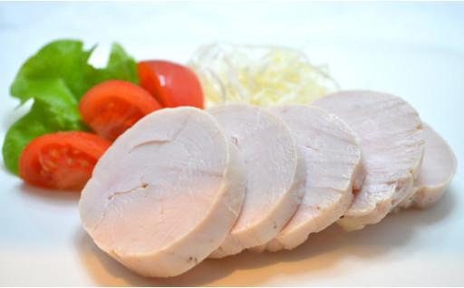 ヘルシー鶏むね肉のハム