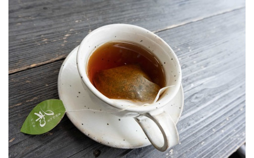 地域の資源を生かした和紅茶