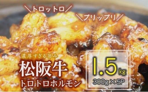 【1-238】松阪牛トロトロホルモン