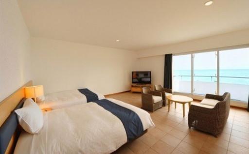 久米島イーフビーチホテル ジュニアスイート宿泊券