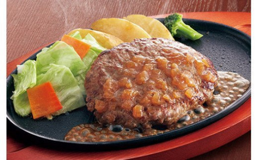 おうちでレストランの味。ジョイフルハンバーグ