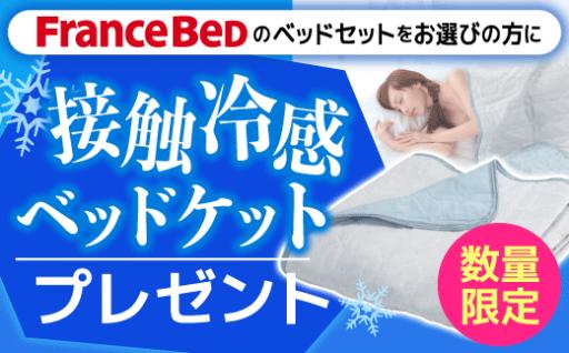 フランスベッドのプレゼントキャンペーンを開始!