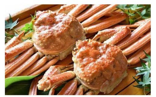 料亭特選!ずわい蟹🦀としゃぶしゃぶ🍲セット