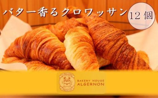 ★リピーター多数★ バター香るクロワッサン12個