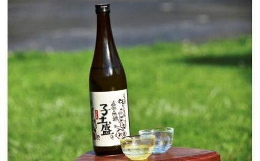 高浜市の子どもたちが作ったお米のお酒です