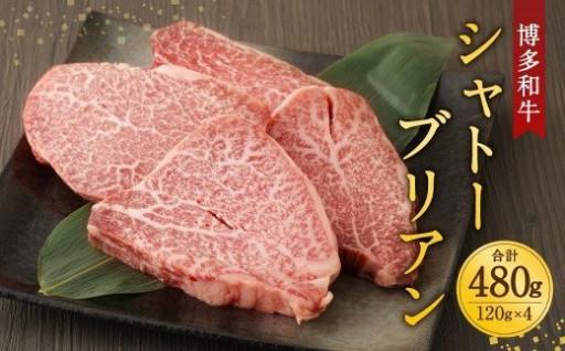 柳川産 博多和牛 シャトーブリアン
