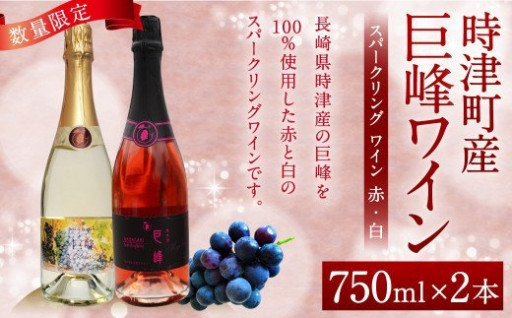 【数量限定】スパークリングワイン 赤・白セット