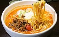 濃厚胡麻塩坦々麺「埼玉白岡トマトラーメン」6食セット 万能味噌ラー油付き