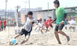 ● 寄附の使い道で「鹿嶋市のスポーツイベントの支援」 が選べます!