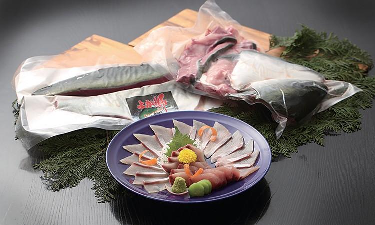【C2-001】「よか鰤ロイン」柵どり済で扱いやすさ抜群!刺身、煮る、焼きが簡単!!