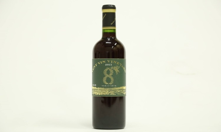 F-1 八街産ブドウの赤ワイン
