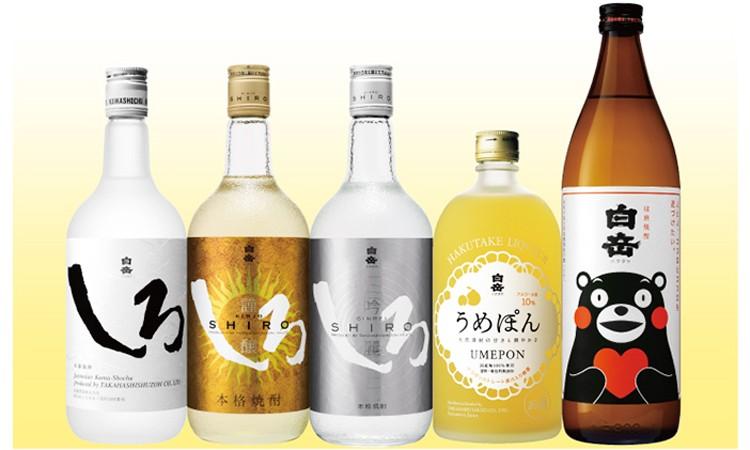 [№5636-0057]人吉の酒「本格米焼酎と「デコポン梅酒」の厳選セット