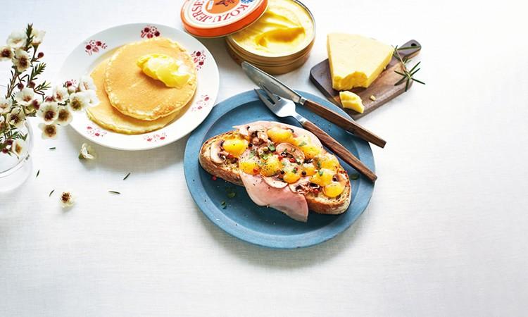 [№5634-0105]神津バターとチェダーチーズ