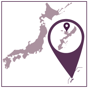 今帰仁村(なきじんそん)は、沖縄本島の本部半島のほぼ北半分に位置する人口約1万人の村。  年間を通じ温暖な気候で、自然と美ら海、ゆったりと流れる時間に癒されます。都会の喧騒を離れてぜひ今帰仁村に遊びにいらしてください。