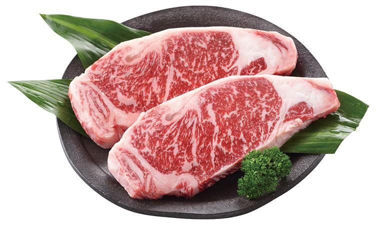 [旬-5]長崎和牛ロースステーキセット 440g